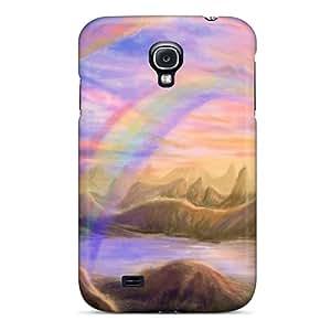 High Grade HappyDIYcase Flexible Tpu Case For Galaxy S4 - Beautiful Salvation