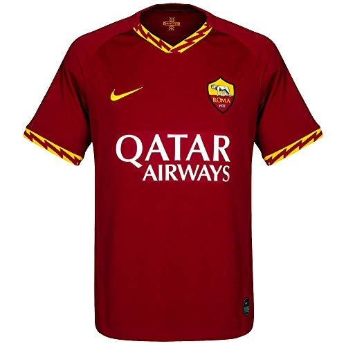 AS Roma Home Stadium Jersey 2019-20 (L) Red