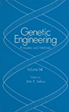 Genetic Engineering: Principles and Methods: Volume 14