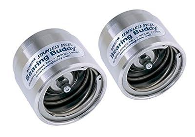 """Bearing Buddy (42104) Stainless Steel Bearing Protectors (pair) - 1.980"""" Diameter"""