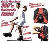 Jumpsoles Best Deals - Jumpsoles,jumpsoles V5.0 Vertical Jump & Speed Plyometric Platform Shoe Trainers (Medium Men)