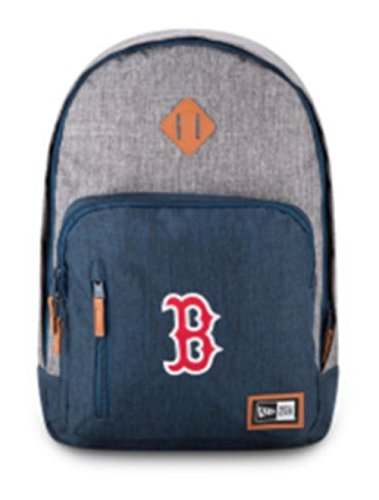 New Era Boston Redsox Cram Action Backpack MLB Baseball Team Laptop Slot Red - Boston Red Backpack Sox