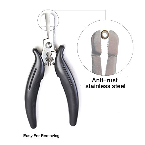 Neitsi Fusion Bond Crusher Tool for Keratin Hair Extensions