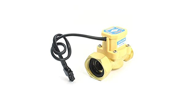 Amazon.com: eDealMax 3 / 4PT al Sensor de flujo de agua 1PT Cambiar Caudalímetro 0.75-5L / 260W Min: Electronics