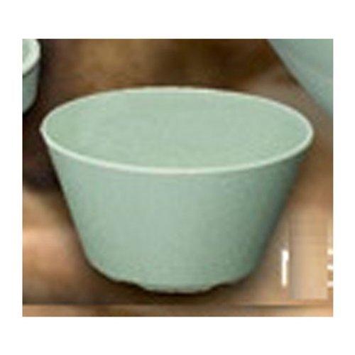 Green Bouillon Cup - Yanco NS-302G Nessico Bouillon Cup, 8 oz Capacity, 2