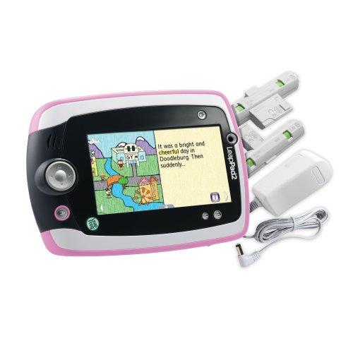 LeapFrog LeapPad2 Power Learning Tablet, Pink by LeapFrog (Image #2)