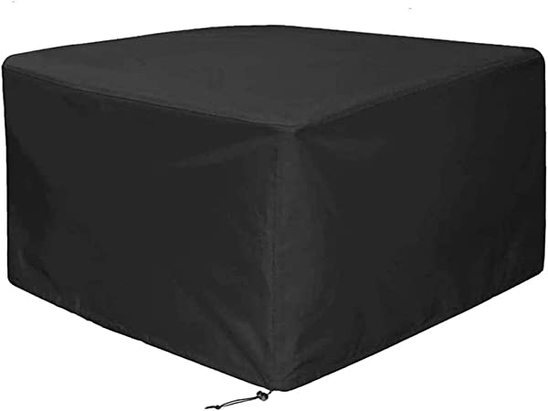 Betterle Square Table Cover Garden Furniture Covers Large Waterproof Protective Outdoor Garden Cover For Furniture Rectangular Table Cover 120 X 120 X 74cm Amazon Co Uk Garden Outdoors