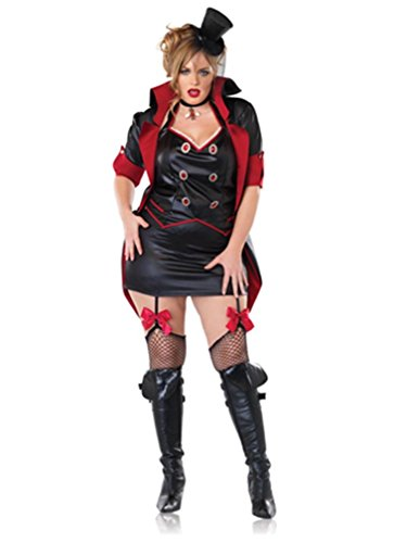 [Immortal Mistress Costume - Plus Size 1X/2X - Dress Size 16-20] (Female Adventurer Costume Ideas)