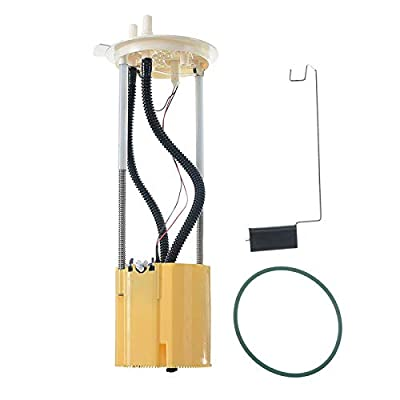 """A-Premium Electric Fuel Pump Module Assembly for Ford F-250 F-350 F-450 Super Duty 2011-2016 V8 6.7L Diesel with 98.0"""" Bed: Automotive"""