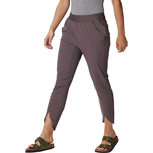 Mountain Hardwear Railay Ankle Pant - Women's Purple Dusk, M