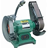 Grinder and Sander 8IN. X 2IN. Combo