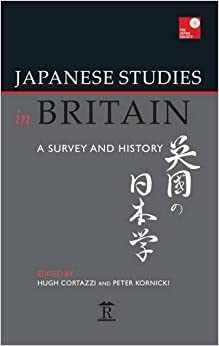 Book Japanese Studies in Britain: A Survey and History