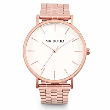 Reloj mr. boho 15v-cw vintage metallic copper