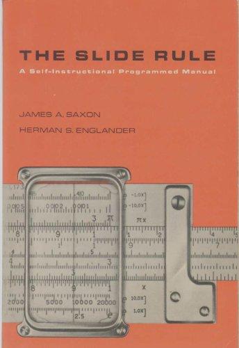 Slide Rule Manual - 3