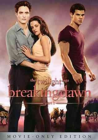 The Twilight Saga: Breaking Dawn Two-Movie Set DVD - 8