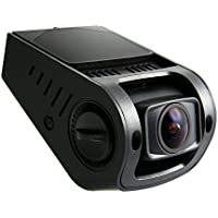 Dash Cam,170 Degrees Wide Angle, Dash Cameras for Cars with Night Vision,Loop Recording,LCD Screen [Capacitor Edition]