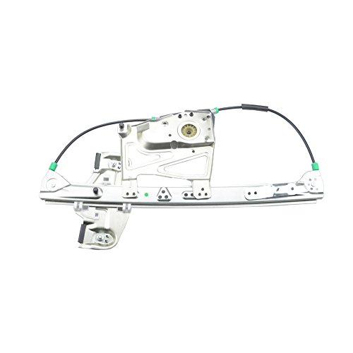 A-Premium Power Window Regulator Without Motor for Cadillac DeVille 2000-2005 Front Left Driver Side - Power Cadillac Window