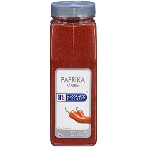 McCormick Culinary Paprika 18 oz