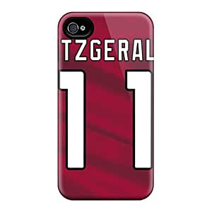 Perfect Hard Phone Case For Iphone 6plus (AbR121jZNN) Allow Personal Design HD Arizona Cardinals Image