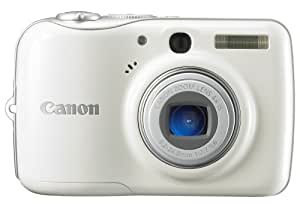 Canon Powershot E1 10MP Digital Camera with 4x Optical Image Stabilized Zoom (White)