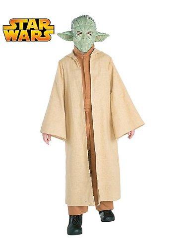 [Deluxe Yoda Costume - Small] (Yoda Costume Child)