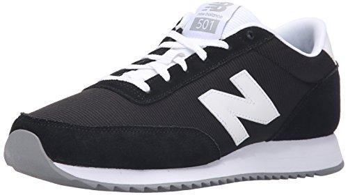 90's Men's Normcore Balance Shoe Running Black New White MZ501V1 CqUwt