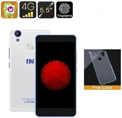 THL T9 Smartphone - Android 6.0, Pantalla DE 5,5 Pulgadas HD, Dual ...