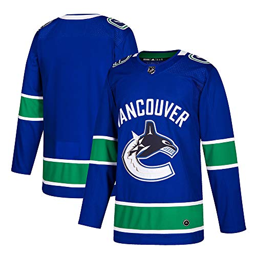 VF LSG Customized Ice Hockey Sweatshirt Vancouver Canucks Uniform Personalize Embroidered with Name and Numbers for Men Women Youth