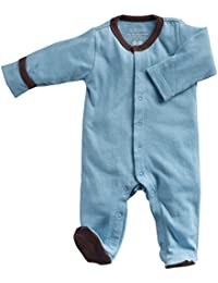 Baby Boys' Footed One Piece