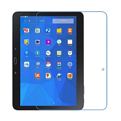Price comparison product image For Tab 4 10.1 Glass Screen Protector, HP95(TM) Premium Tempered Glass Screen Protector Film For Samsung Galaxy Tab 4 10.1 T530 (LCD Screen Protection)