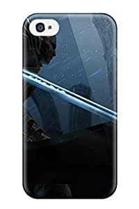 Hot Too Human Video Game Other First Grade Tpu Phone Case For Iphone 4/4s Case Cover