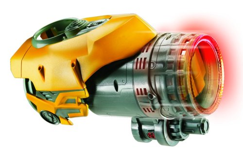 (Transformers Robot Weapons Bumblebee Plasma Cannon)