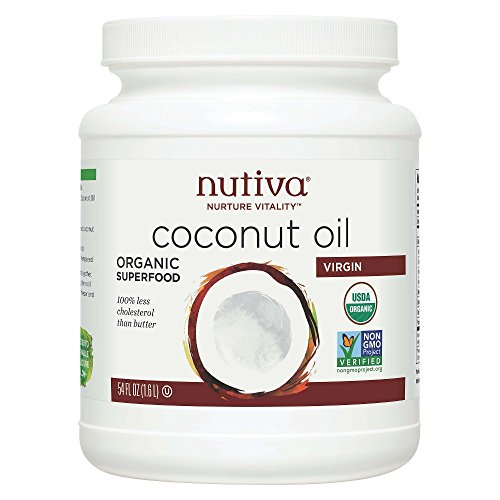 Nutiva Organic Coconut Virgin Ounce product image