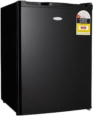 Heller 70L Bar Fridge - Black (BFH70B)