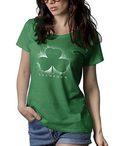 Green St Patricks Day Shirt - Shamrock Shirt | Shamrock, XL