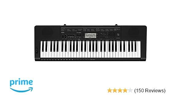 Amazon Casio Ctk 3500 61 Key Touch Sensitive Portable Keyboard