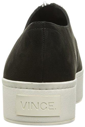 Vince Womens Warner Mode Sneaker Svart