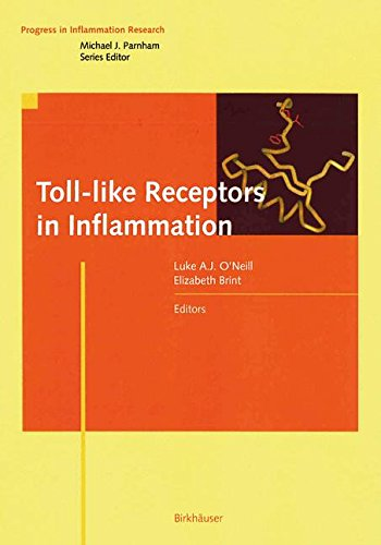 Toll Like Receptors In Inflammation  Progress In Inflammation Research