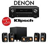 Best Denon Receivers - Denon AVR-X2500H 7.2-Channel 4K Ultra HD Networking AV Review