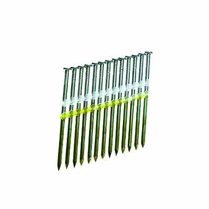 SENCO FASTENING SYSTEMS M002045 2.5K 3-1/4-Inch Frame Nail ...
