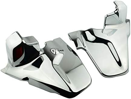 Chrome Fairing Audio Switch Cover For Honda Goldwing GL1800 2001-2011 2002 2003