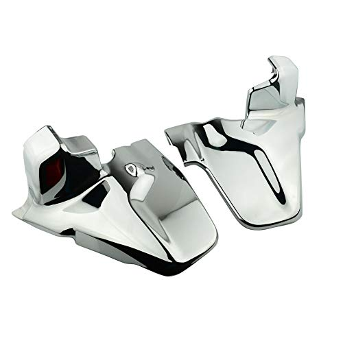 - Chrome Engine Lower Side Covers For Honda Goldwing GL1800 2001-2011 2002 2003 2004 2005 2006 2007 2008 2009 2010