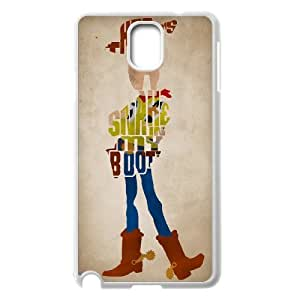FLYBAI Toy Story Phone Case For Samsung Galaxy note 3 N9000 [Pattern-3]