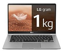 "LG gram 14Z990-V - Ordenador portátil ultrafino - 35.5 cm (14"") - FHD IPS (1 kg, autonomía 23.5 h, Intel i5 8ª generación, 8 GB RAM, 512 GB SSD, Windows 10 Home) Color Plata - Teclado QWERTY Español"