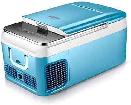 MY1MEY 18L / 26L Refrigerador del Coche Compresor Mini congelador ...