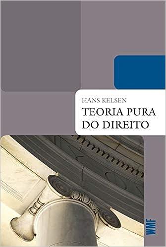 livro teoria pura do direito de hans kelsen