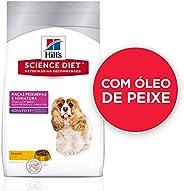 Ração Hill's Science Diet para Cães Adultos 11+ Raças Pequenas e Miniatura -