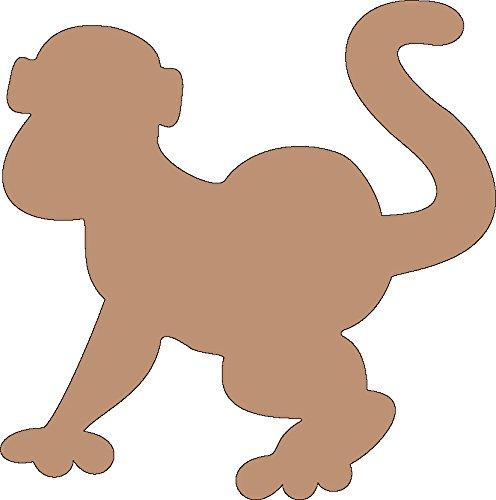 Monkey Sticky Notepad