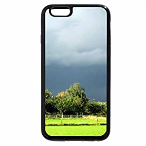 iPhone 6S / iPhone 6 Case (Black) stormy weather