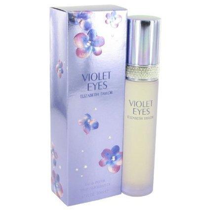 Elizabeth Taylor Violet Eyes Perfume for Women 1.7 oz Eau De Parfum ()